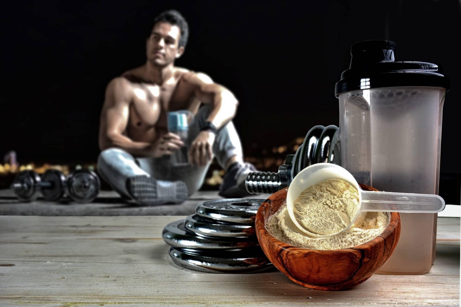 Białko Yeast dla sportowców